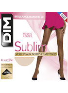 Dim Sublim Sheer Black And Mixed Skins