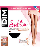 Dim Sublim Sheer with contouring effect