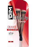 Dim Stay-Up jarretière Dim Up Diam's Shaped Sheer