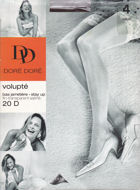 Doré Doré Stay-Up Volupté 20