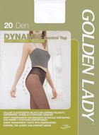 Golden Lady Dynamic 20 control top