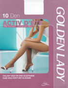 Golden Lady Activ d'été 10