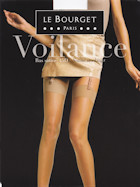 Le Bourget stockings Voilance Satiné 15 V2