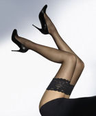 Wolford Stay-Up Satin Touch 20