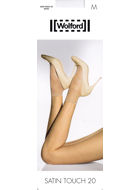 Wolford Ankle Socks Satin Touch 20