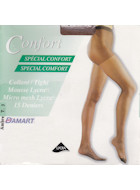 3 tights Damart Confort 15