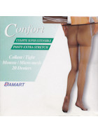 4 tights Damart Confort 20
