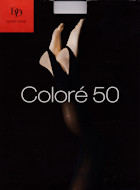 Doré Doré Stirrup Tights Coloré 50