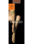 Doré Doré Knee-highs Matité 20
