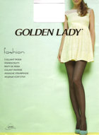 Golden Lady Tie Texture 20 den