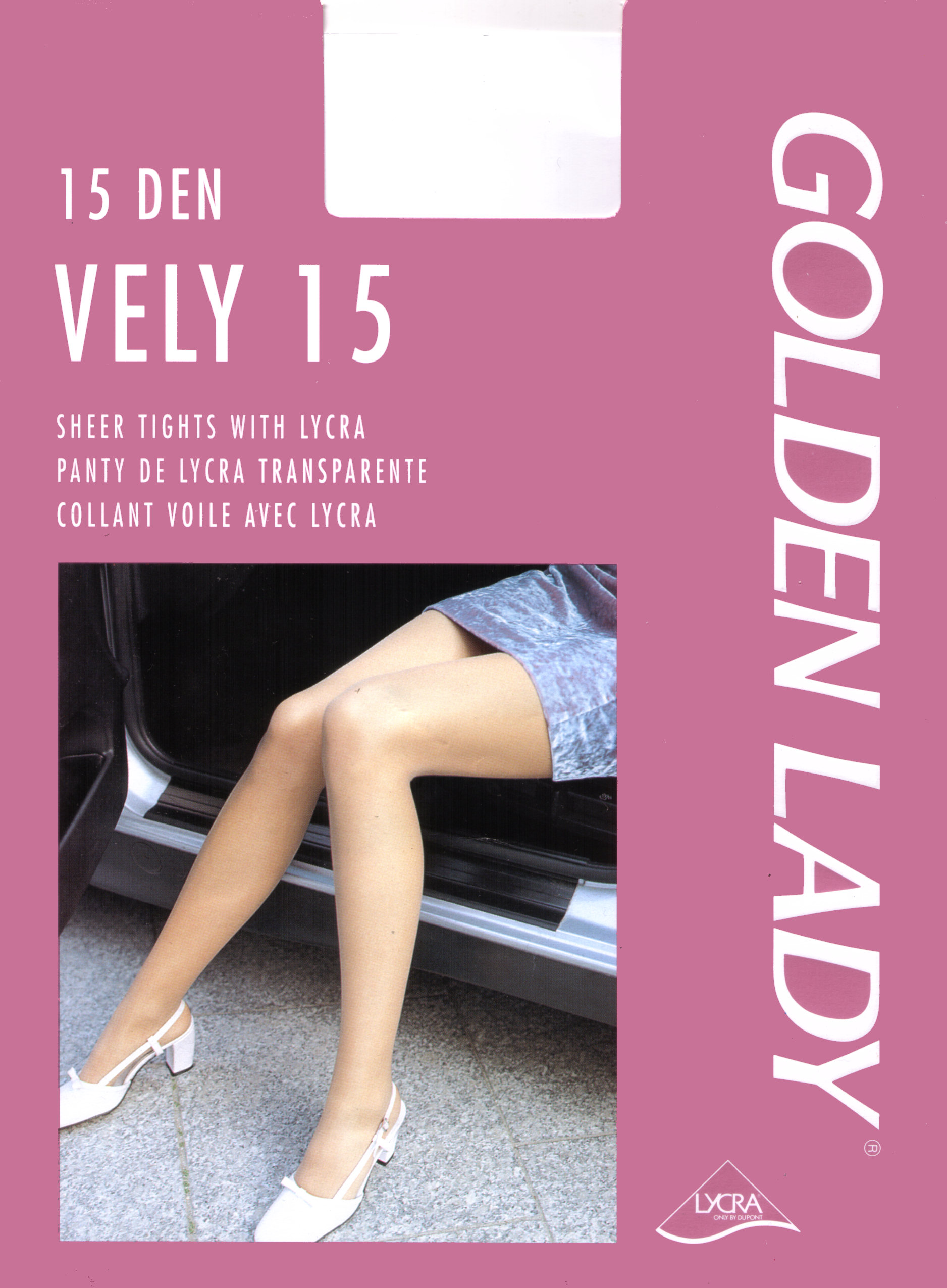 Golden Lady Vely 15