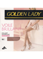 Golden Lady Voile Brillant