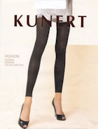 Kunert Leggings Narrow Lace-Border