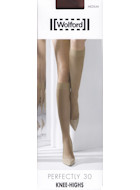 Wolford Knee-highs Perfectly 30